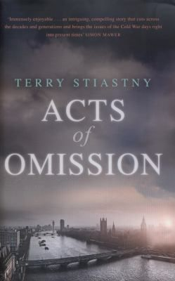 Acts of Omission plunges the reader into a virtuoso recreation of late-nineties Britain. Suspenseful, exquisitely constructed and thought-provokingly topical, it is a novel about what happens when state secrets become public, and the human cost of those secrets.