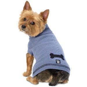 PetRageous Designs Cali's Cable Dog Sweater - PetSmart