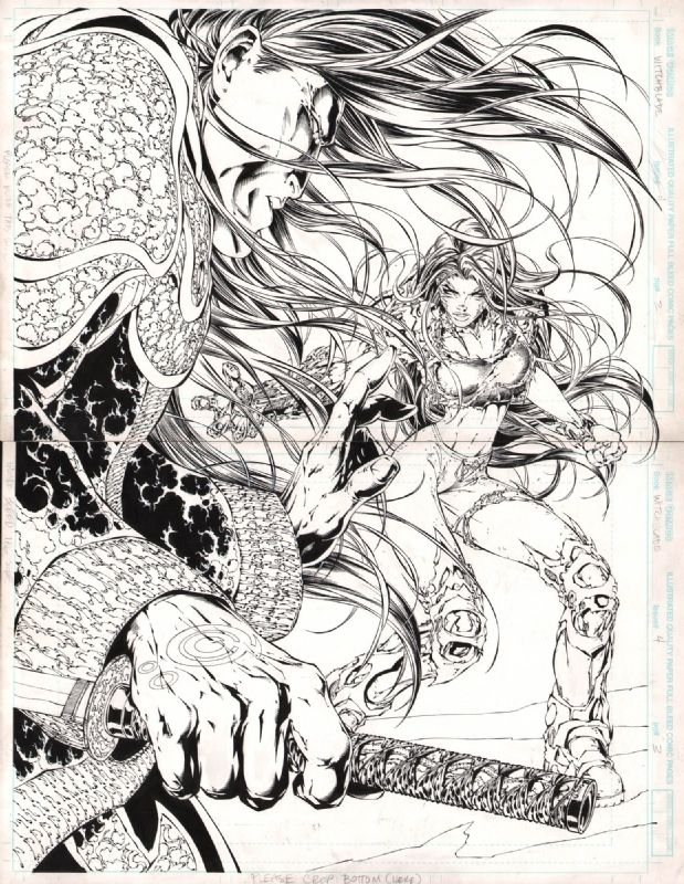 Fathom vol2 #3 Monster Mart signed | Christmas comics