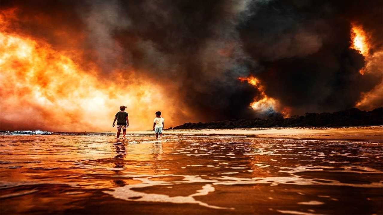 These Shocking Events Will Happen In 2020 Youtube Bushfires