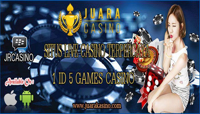 CASINO ONLINE TERBESAR DI INDONESIA | Kasino, Game, Dragon