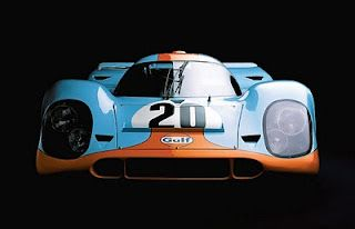 Steve McQueen drove the Porsche 917 in Le Mans. If that doesn't lend gravitas to its coolness I don't know what does.