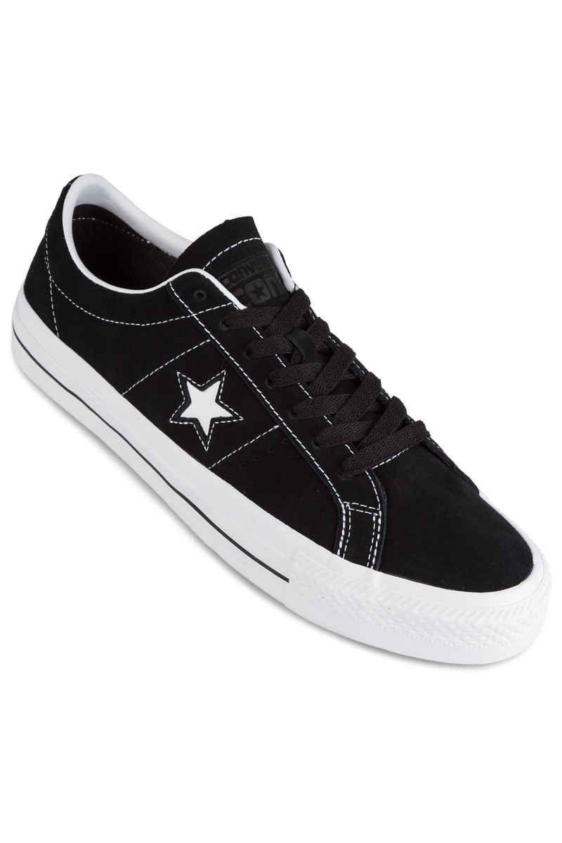 CONVERSE CONS_ONE STAR PRO OX :::BLACKBLACK:::