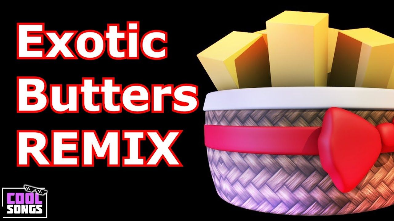 FNAF Exotic Butters REMIX