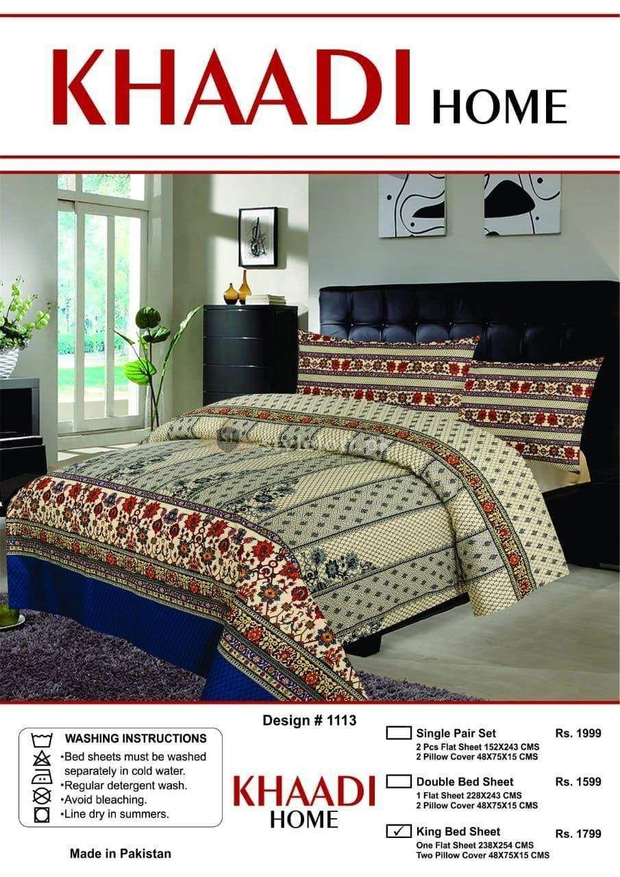 Khaadi Home Bed Sheets D 1113 Lahore Pakistanistyle Shoppingandfashion Bollywood Womensclothing Lawn2019 G Bed Sheets Double Bed Sheets King Bed Sheets