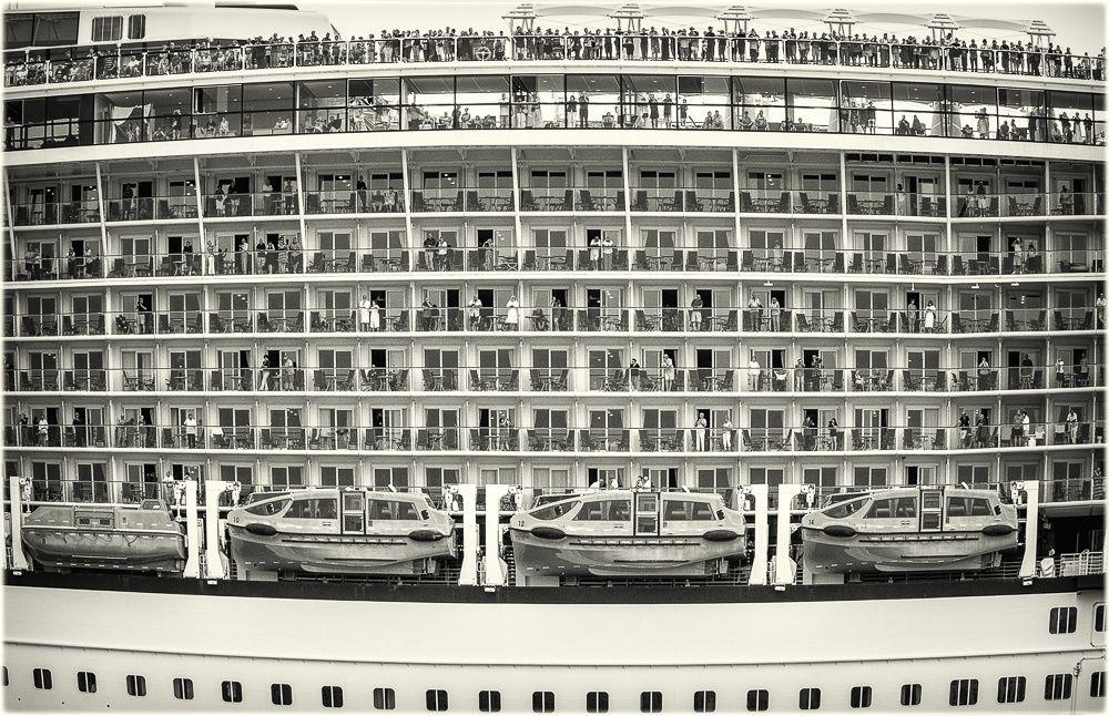venetian monochromes (3) von Michael Farnschläder