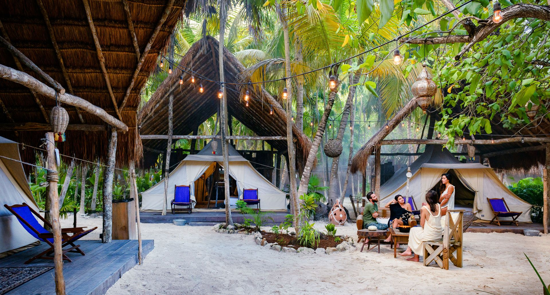 Call of the Wild | Glamping resorts, Glamping, Tulum hotels