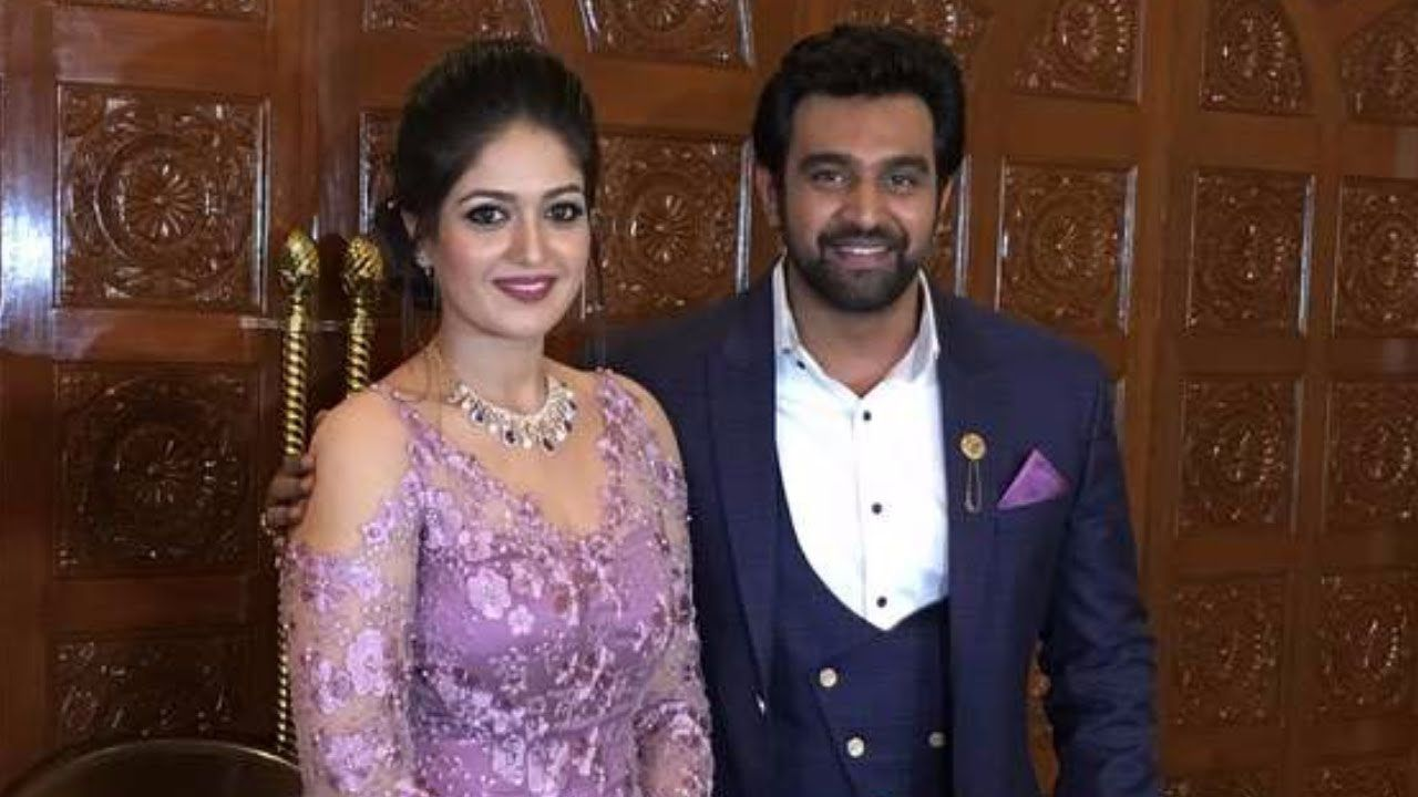 Meghana Raj And Chiranjeevi Sarja Who Got Engaged In August Last Year Are Set To Take Their Relationship To The Nex Celebrity News Celebrities Hindu Ceremony