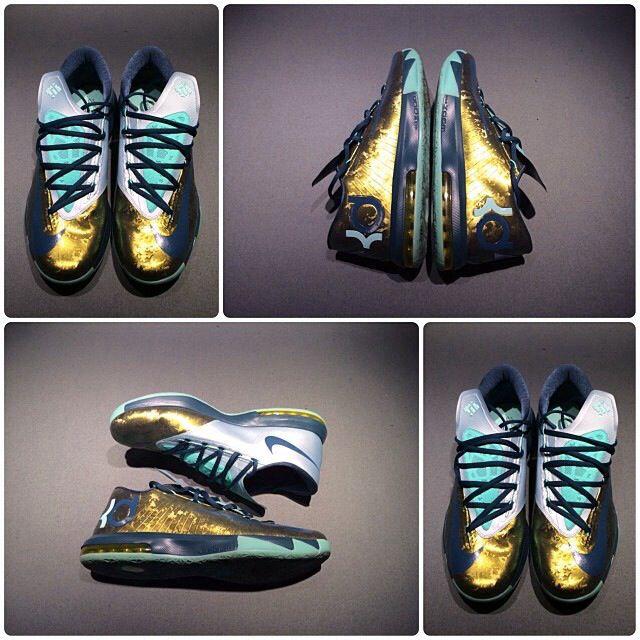 Kevin Durant Career High KD Nike Sneakers