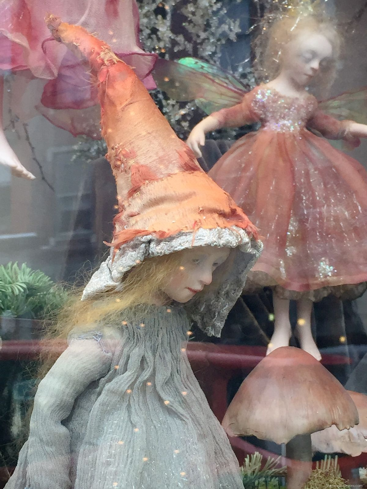 Fairies And Magical Discoveries - The Magic Onions