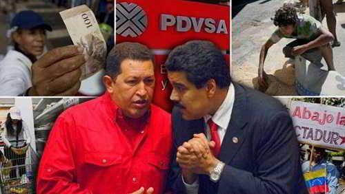 Las 10 medidas de Hugo Chávez y Nicolás Maduro que hundieron a Venezuela