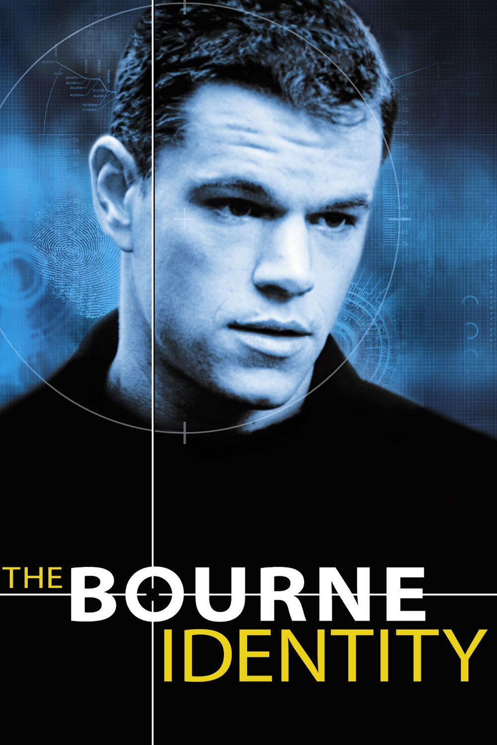 Bourne Identity (2002) // 89 | Movies | Pinterest | Movie ...