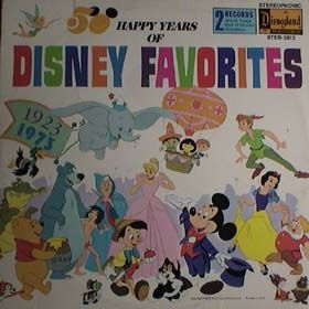 Walt Disney Records Walt Disney Vinyl Record Albums D Just