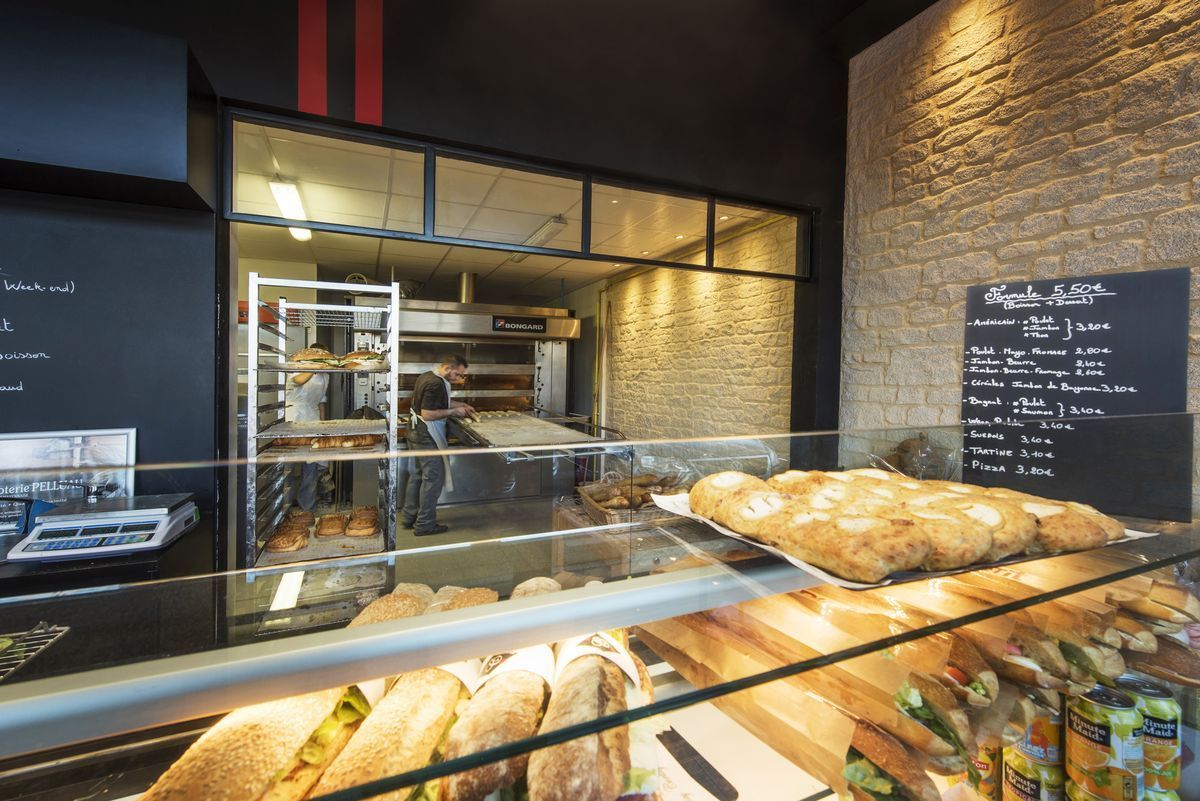 agencement boulangerie p tisserie corlay bruz 35 boulangeries pinterest boulangerie. Black Bedroom Furniture Sets. Home Design Ideas