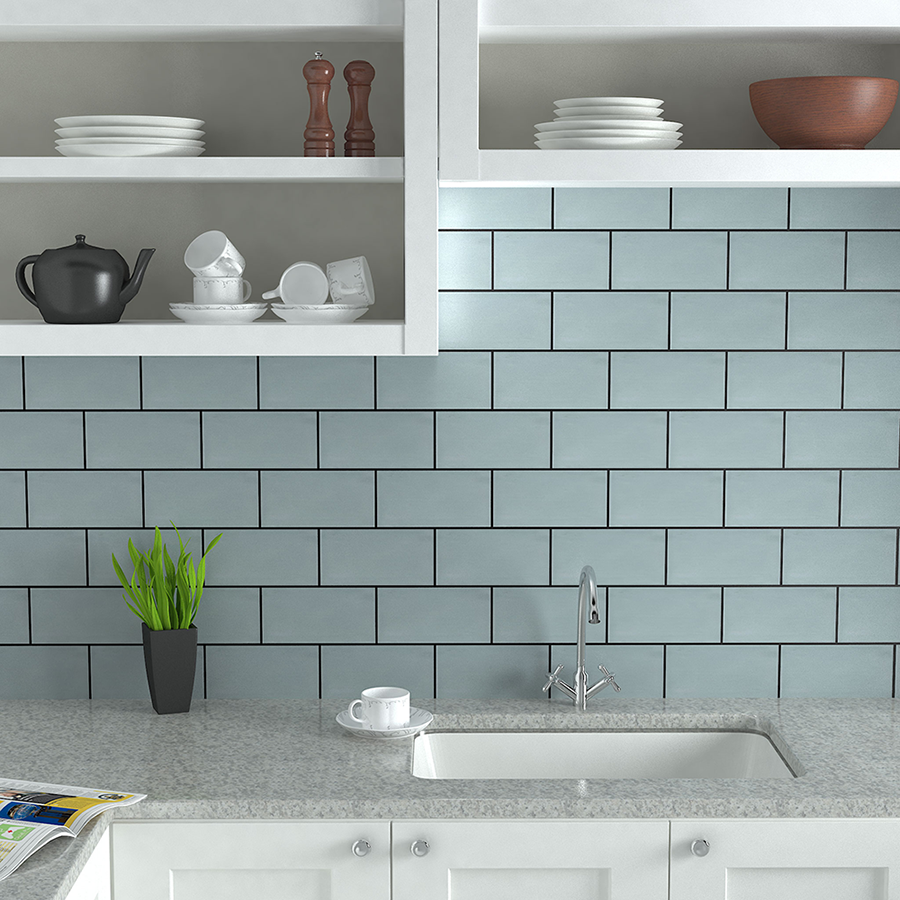 Best Metro Tiles Are A Popular Modern Style For Kitchens Shown 400 x 300