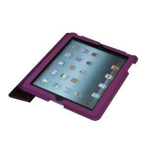 Amazon.com: FINTIE (Blue) Unibody Ultra Slim PU Leather Smart Cover Case for iPad 4th Generation With Retina Display, the new iPad 3 & iPad 2 (wake/sleep)- 9 Color Options: Electronics