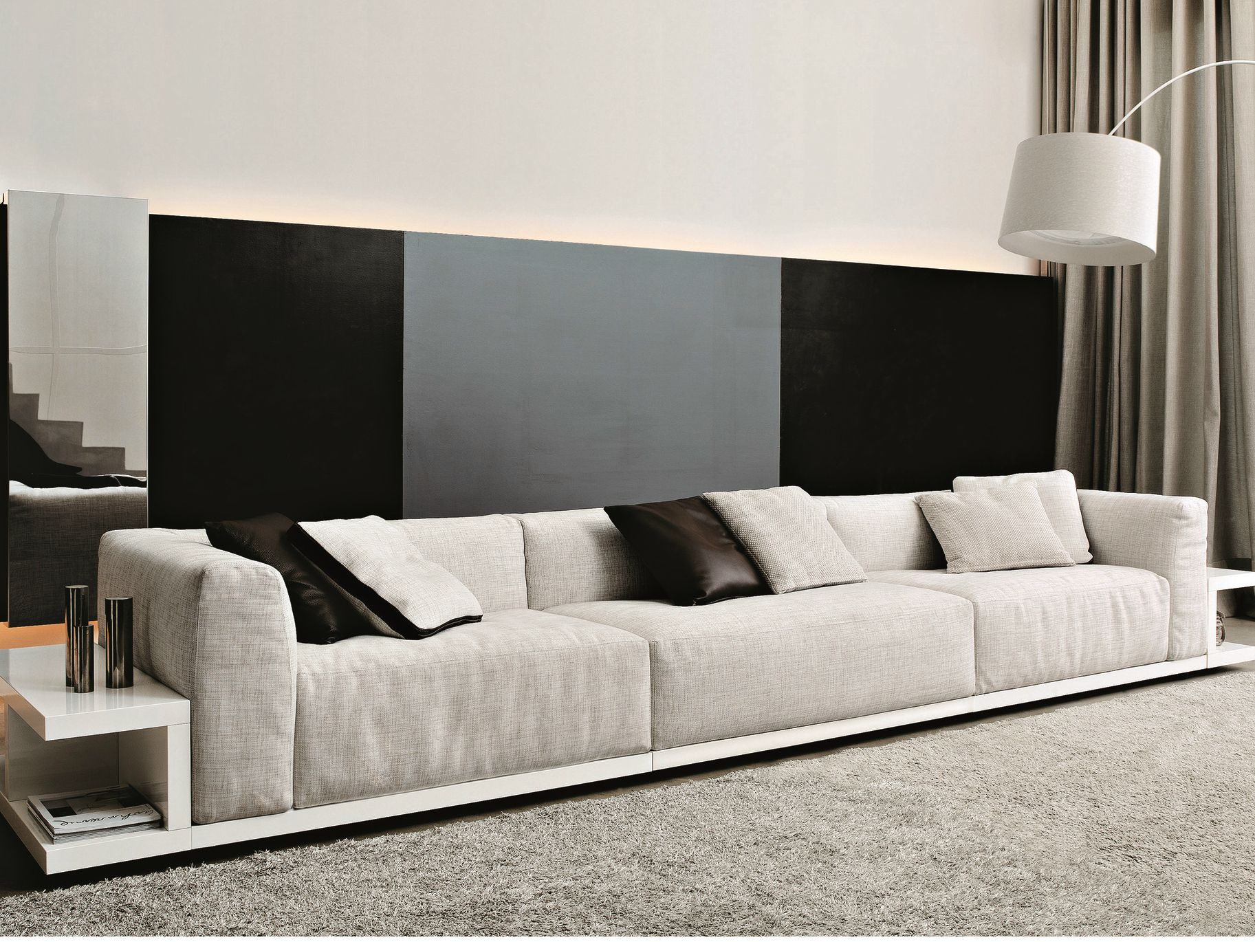misuraemme furniture. Download The Catalogue And Request Prices Of Sitin | Fabric Sofa By Misuraemme, Misuraemme Furniture E