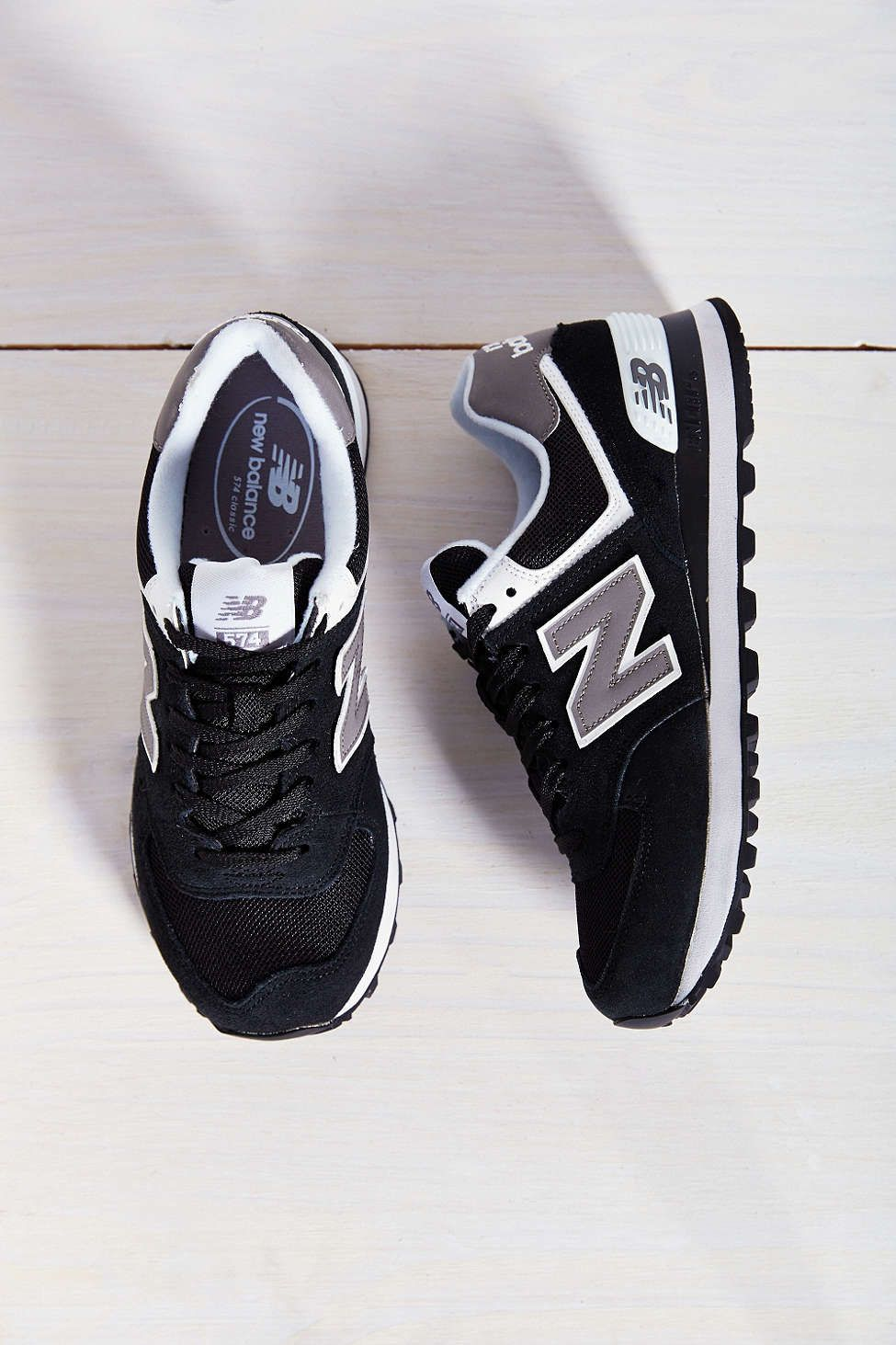 New Balance 574 Classic Running Sneaker Urban Outfitters New Balance Shoes Running Sneakers Sneakers Fashion
