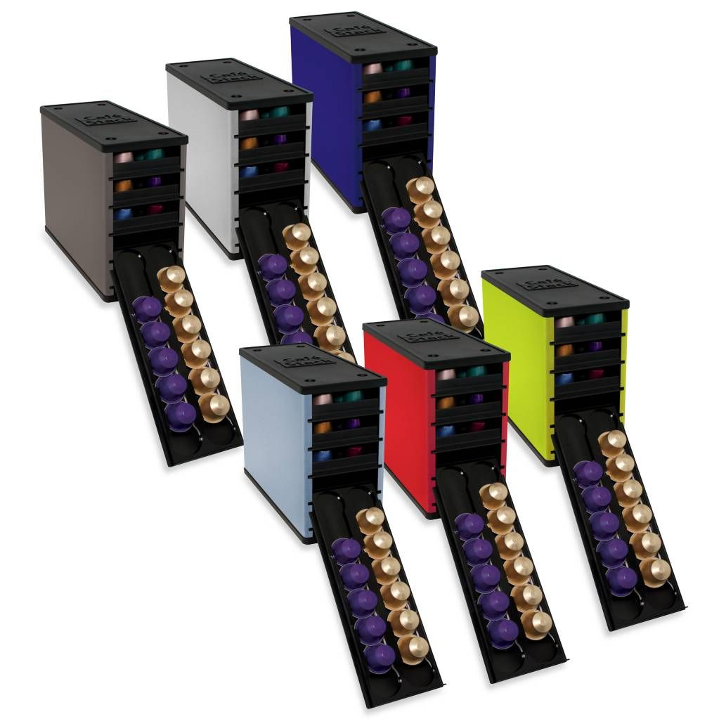 Product Image For Youcopia Cafestack 60 Capsule Organizers