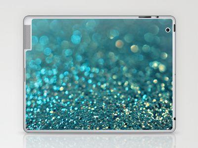 Aquios Laptop & iPad Skin by Lisa Argyropoulos - $25.00