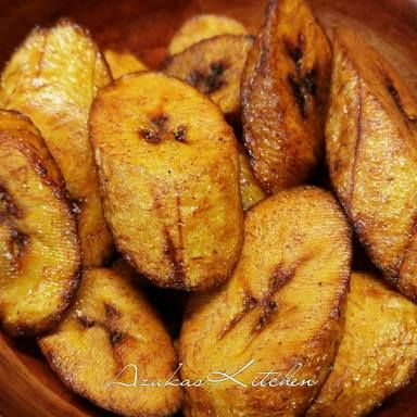 How to Fry Plantains