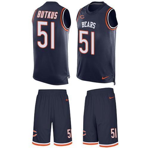 65911395e76 Cowboys Dak Prescott jersey Nike Bears #51 Dick Butkus Navy Blue Team Color  Men's Stitched NFL Limited Tank Top Suit Jersey Carson Palmer jersey  Chargers ...
