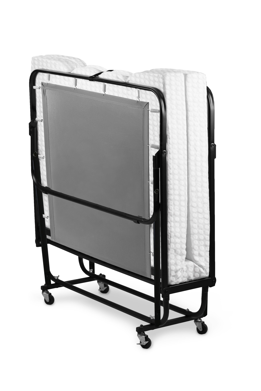 Lucid Rollaway Guest Bed With Memory Foam Mattress Twin Memory