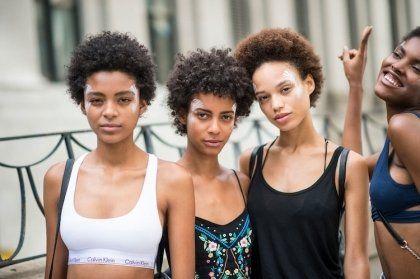 Coupe afro femme : la coupe courte afro est déjà absolument canon