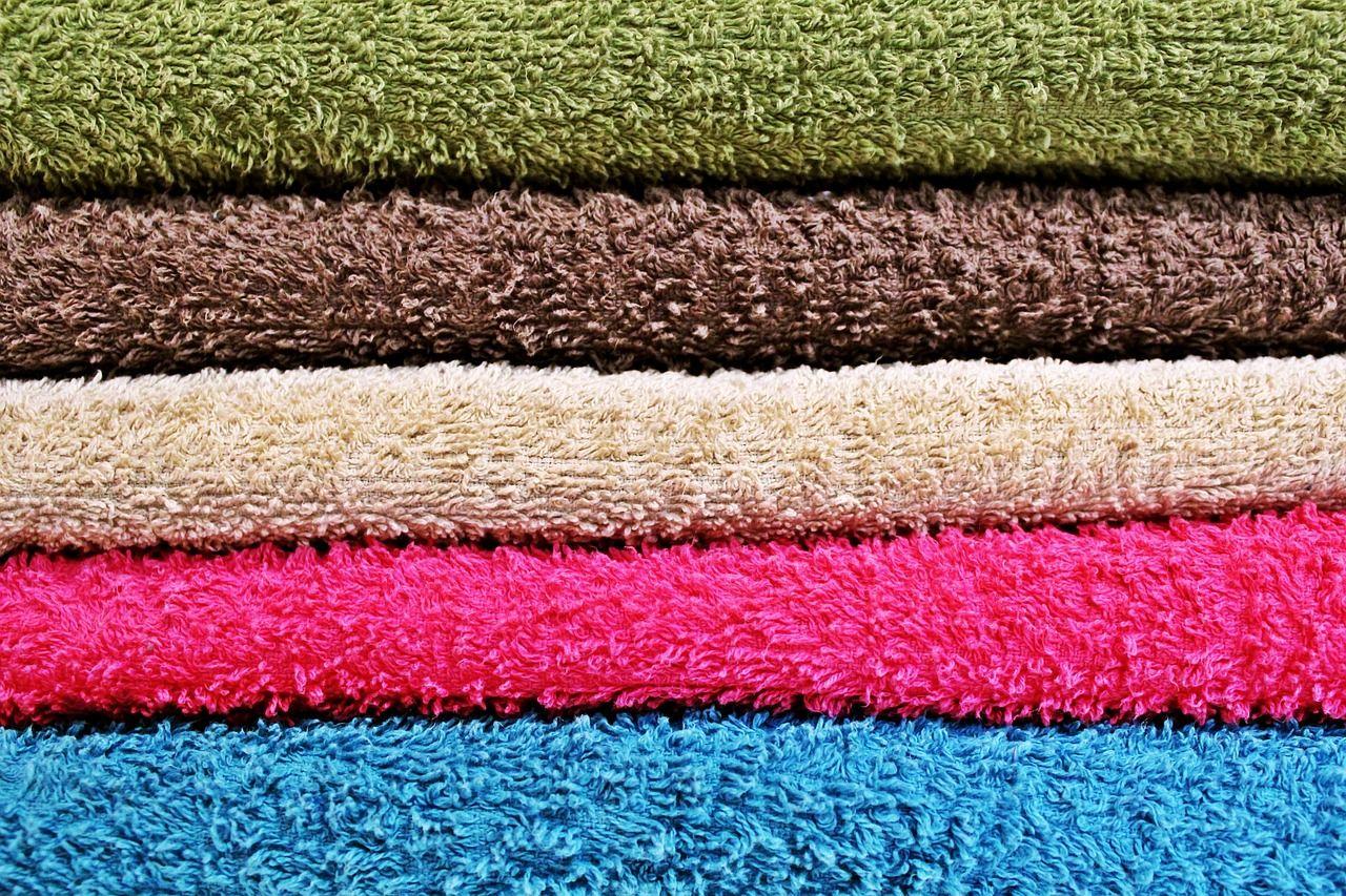 Cómo recuperar tus toallas viejas