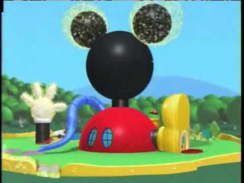 Mickey Mouse Clubhouse Theme HD