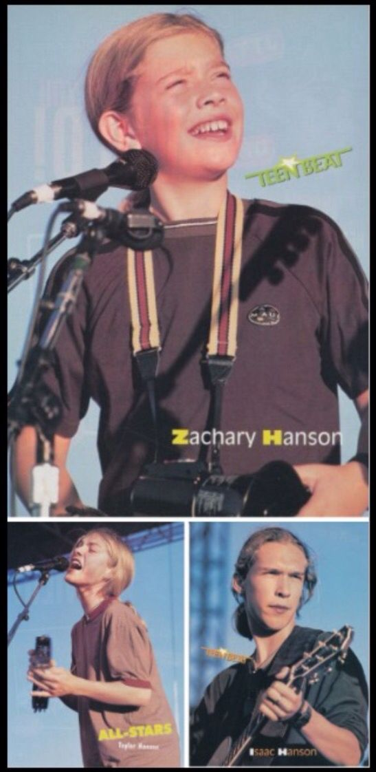 Young Hanson posters