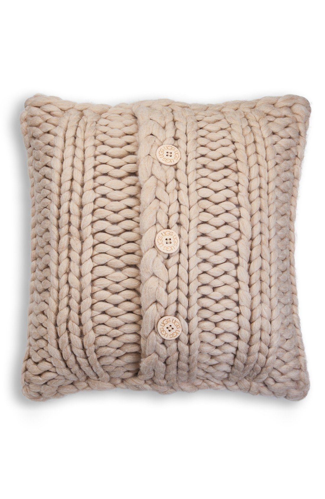 Ugg Oversize Knit Pillow Accent Pillows Living Rooms And Knits