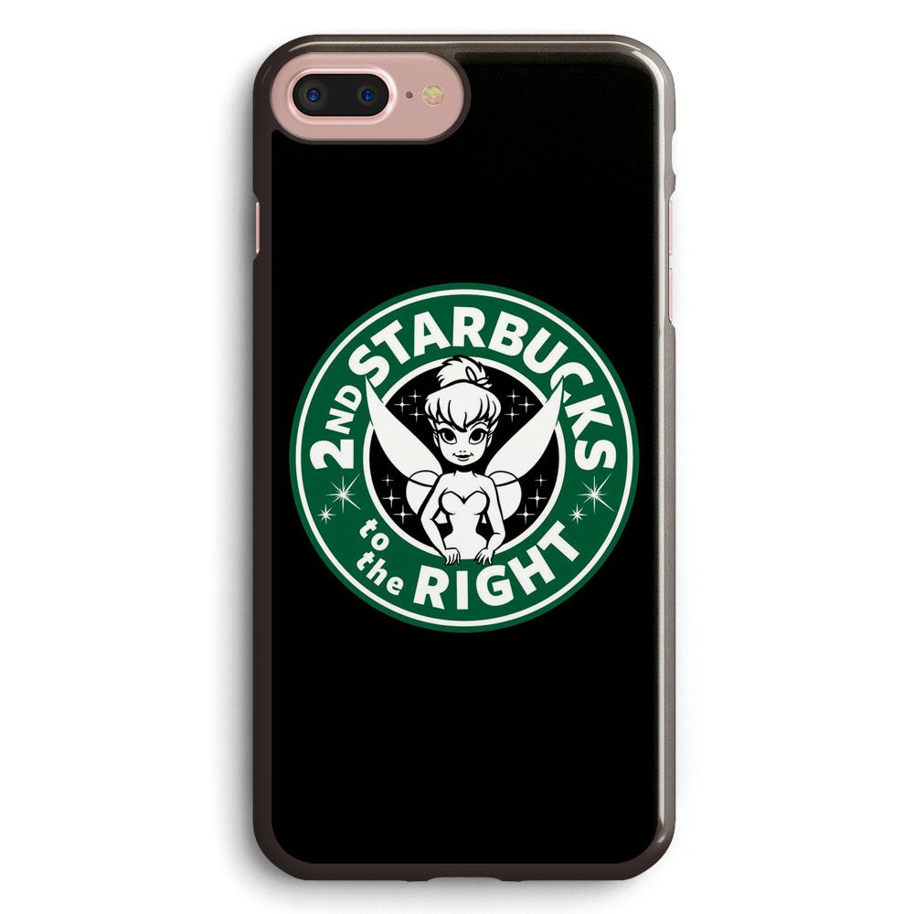 2nd Starbucks to the Right Apple iPhone 7 Plus Case Cover ISVH306