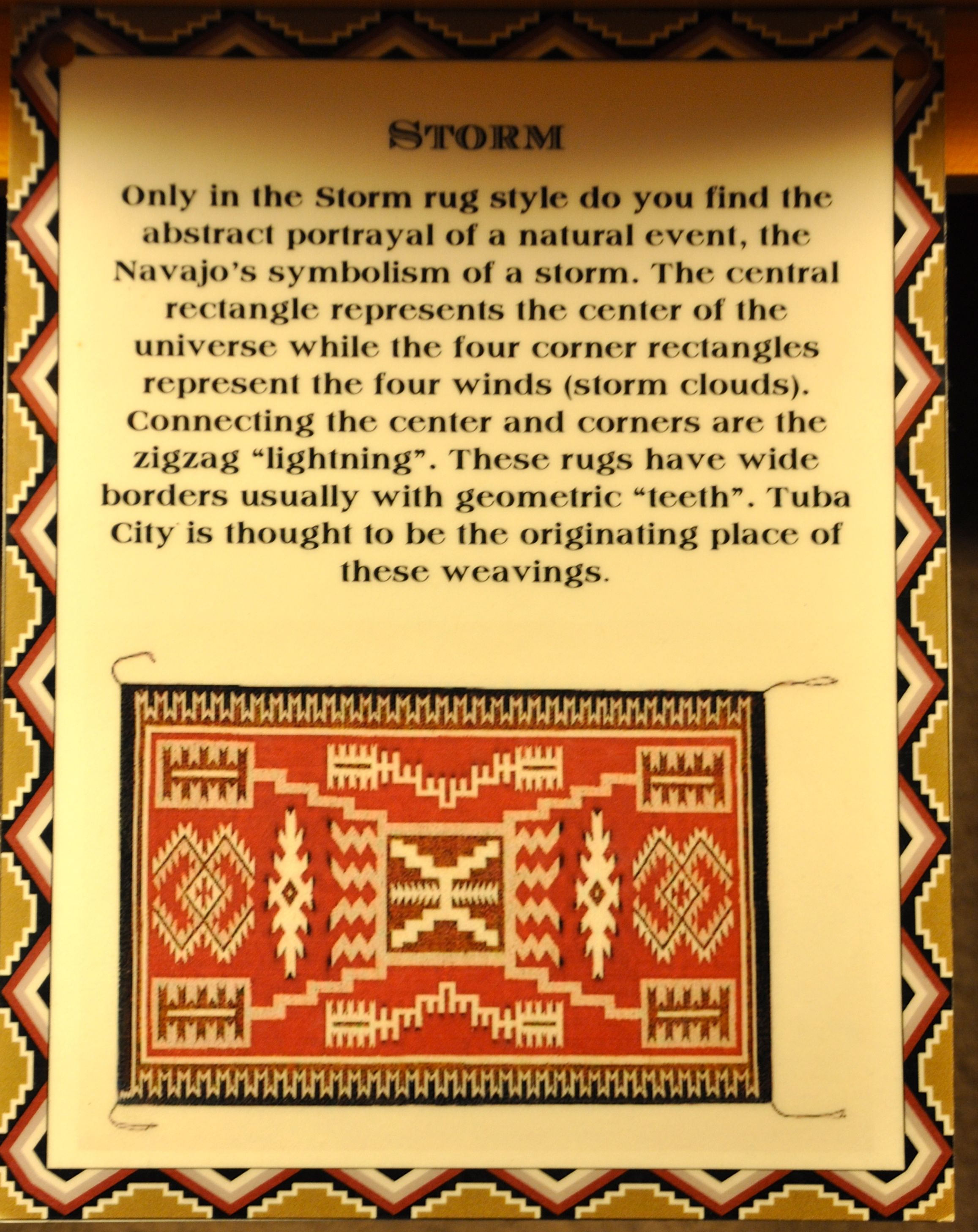 Information on navajo weaving from the hopi house at the grand information on navajo weaving from the hopi house at the grand canyon biocorpaavc Images