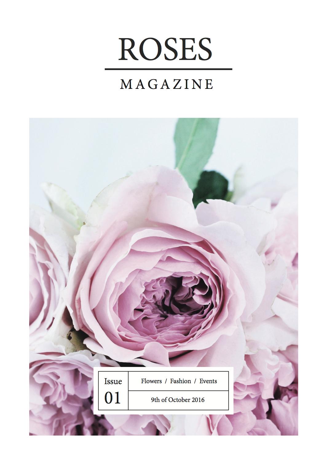 The rose magazine magazines