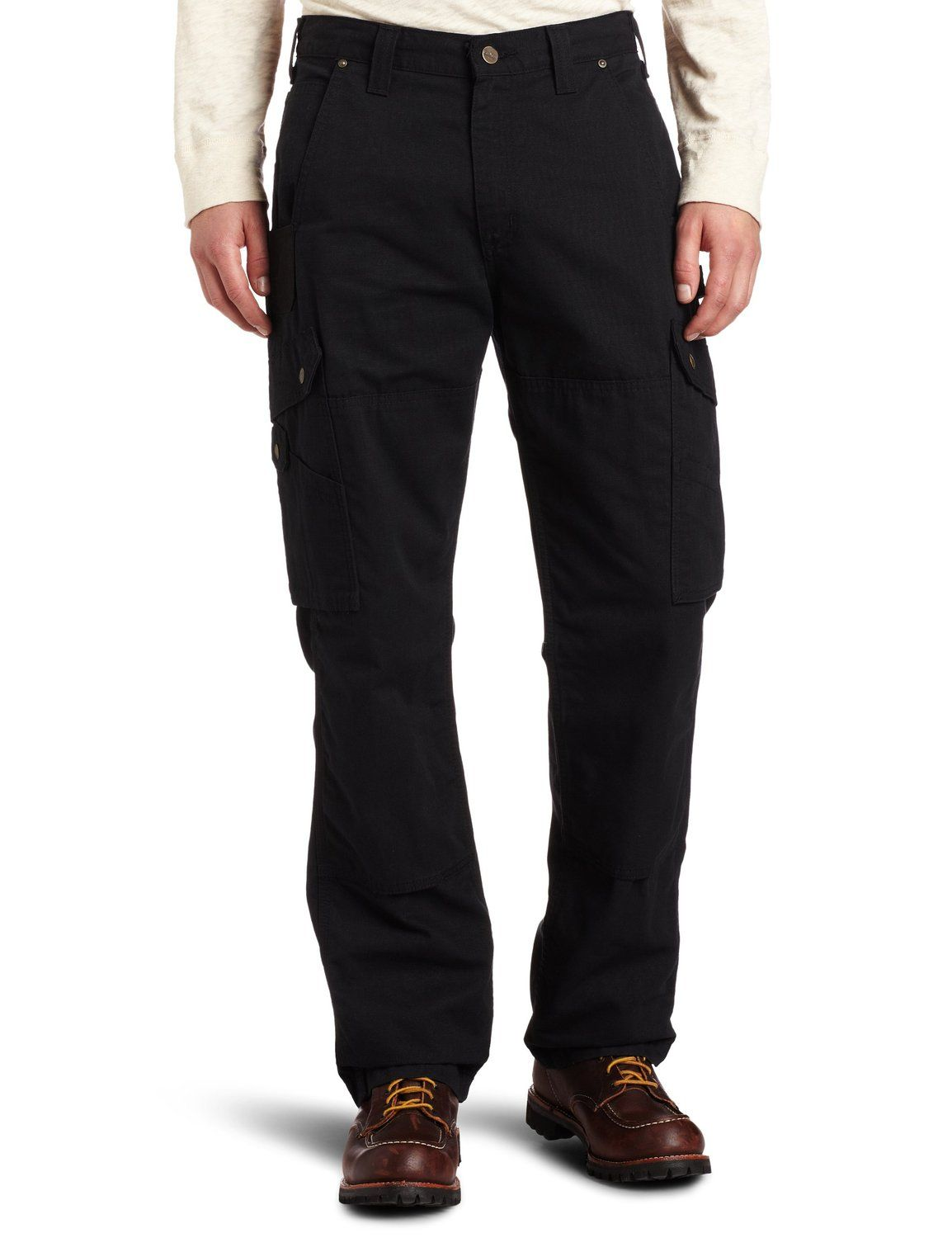 Carhartt mens cotton ripstop relaxed fit work
