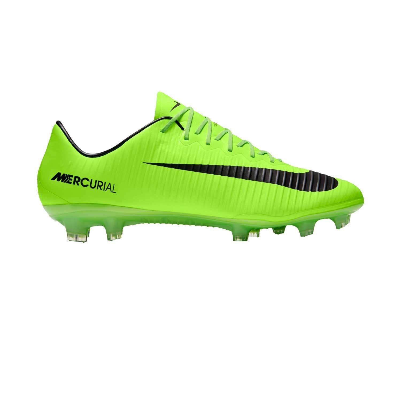 lime green nike football boots