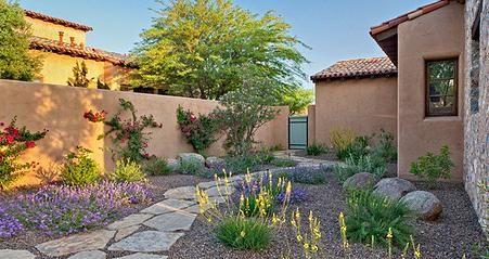 Arizona Front Yard Landscaping Ideas Arizona Front Yard
