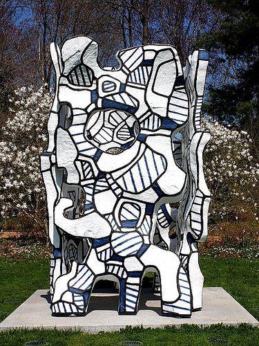 Donald M Kendall Sculpture Gardens At Pepsico