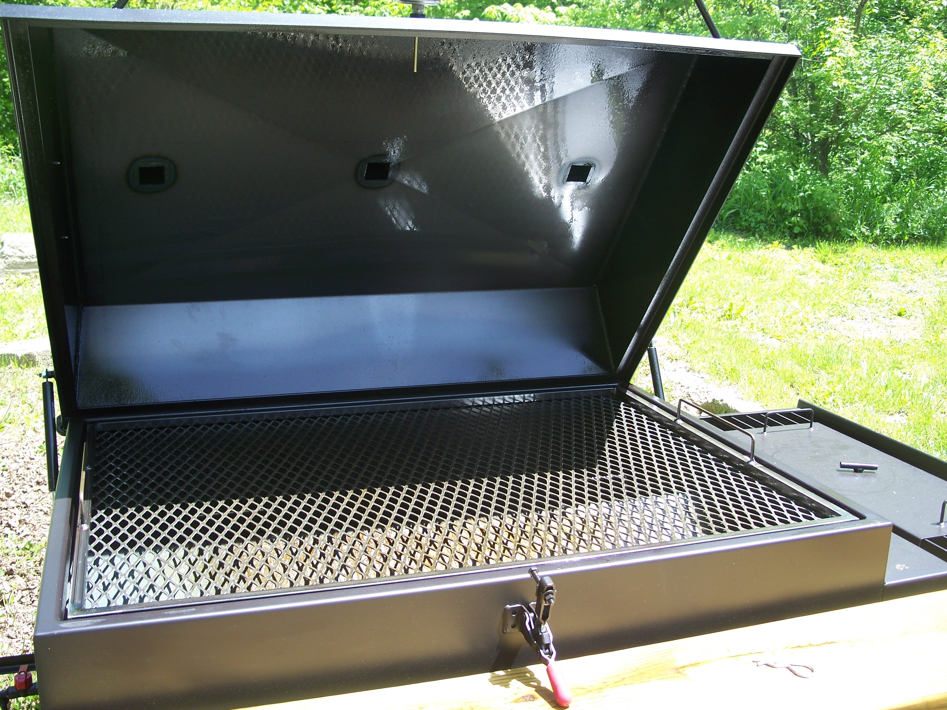 BQ Grills in Elm City, NC | Whiskey River BBQ | Grilling, Bq