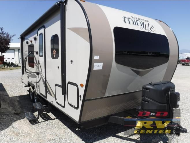 New 2019 Forest River Rv Rockwood Mini Lite 2304ks Travel Trailer