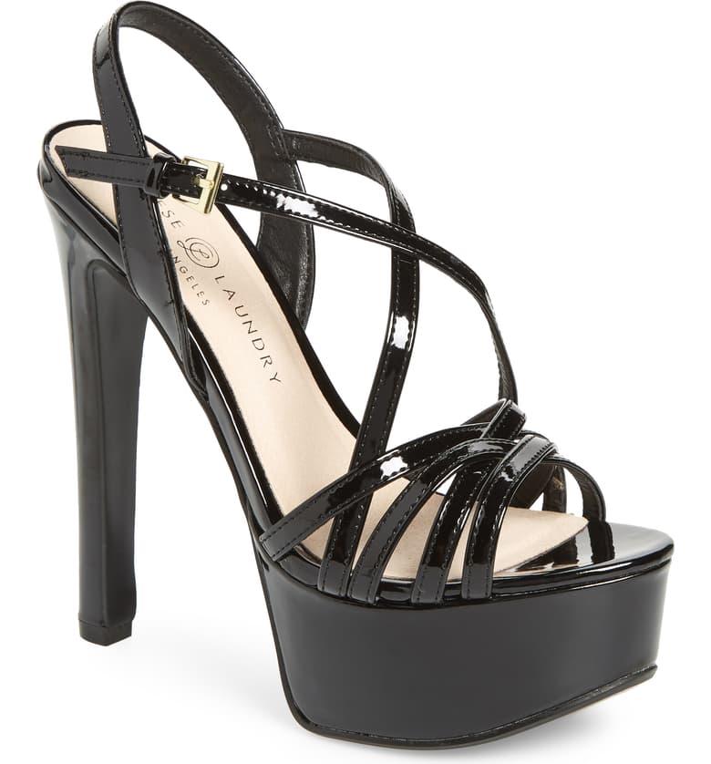 Chinese Laundry Teaser2 Platform Sandal Women In 2020 Black Platform Sandals Heels Giuseppe Zanotti Heels
