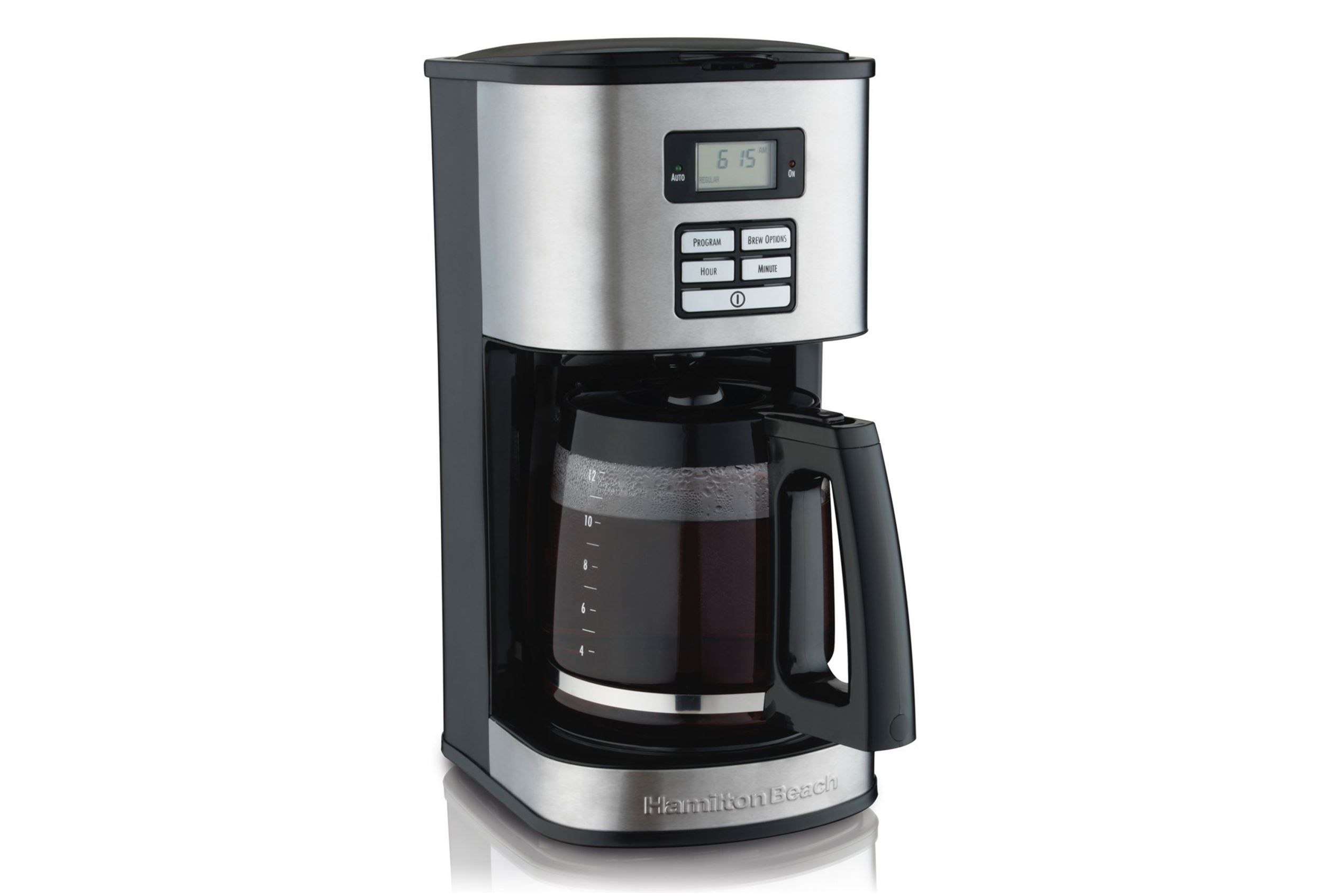 Black u decker dcmb cup programmable coffeemaker black