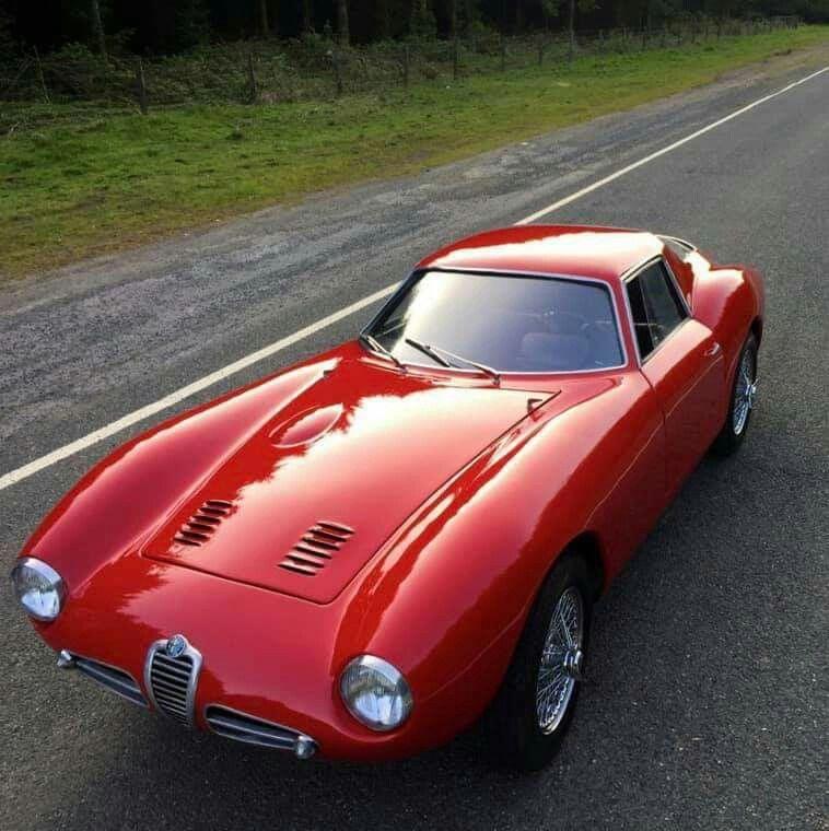 1958 Alfa Romeo 1900 Sport VolkswagonClassiccars Alfa