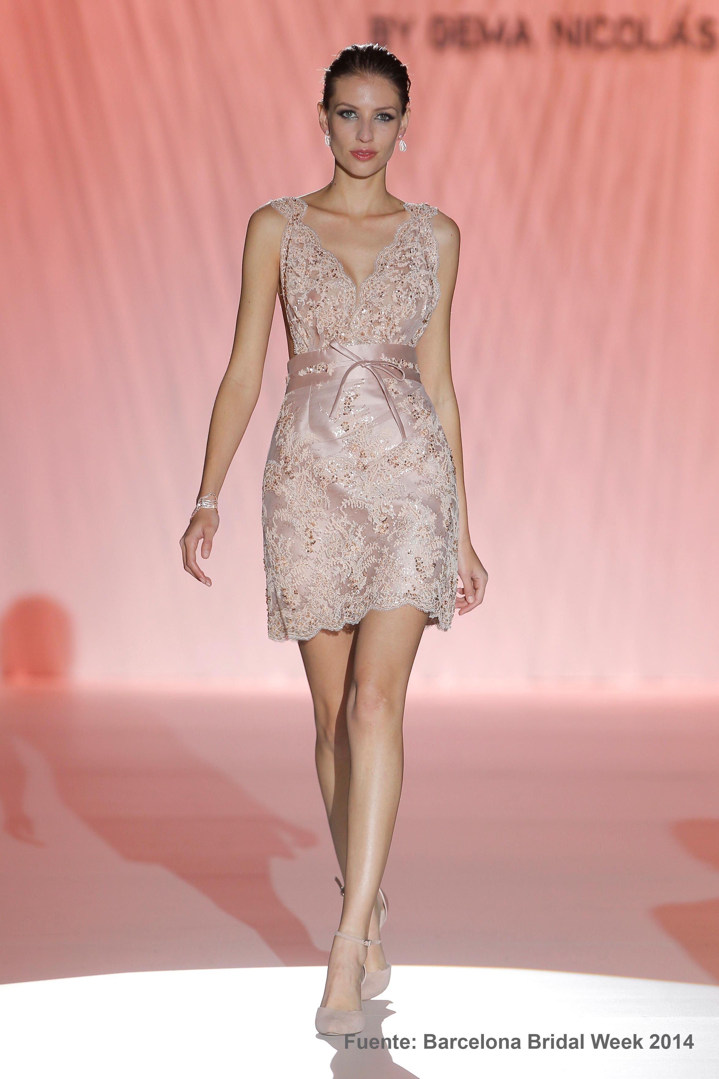 Cabotine- vestido corto | Boda de día | Pinterest | Vestidos cortos ...
