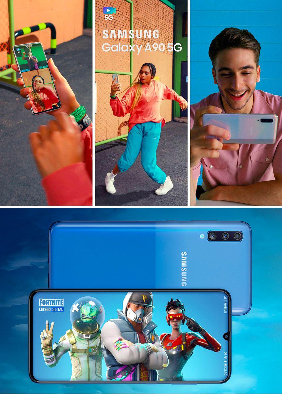 Samsung galaxy a90 5g leaks samsung galaxy samsung