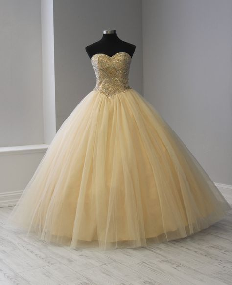 Strapless Sweetheart Quinceanera Dress by Fiesta Gowns 56366 - Quinceanera dresses, Sweet 16 dresses, 15 dresses quinceanera, Quincenera dresses, Elegant dresses, Quince dresses - straplesssweetheartquinceaneradressbyfiestagowns56366size2430 Please allow 4  5 months for delivery because House of Wu Quinceanera dresses are madetoorder