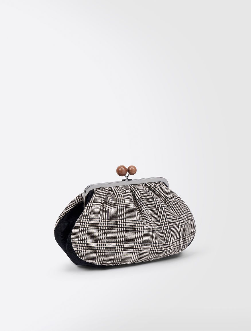 Prince of Wales check Medium Pasticcino Bag de5ce3447b2