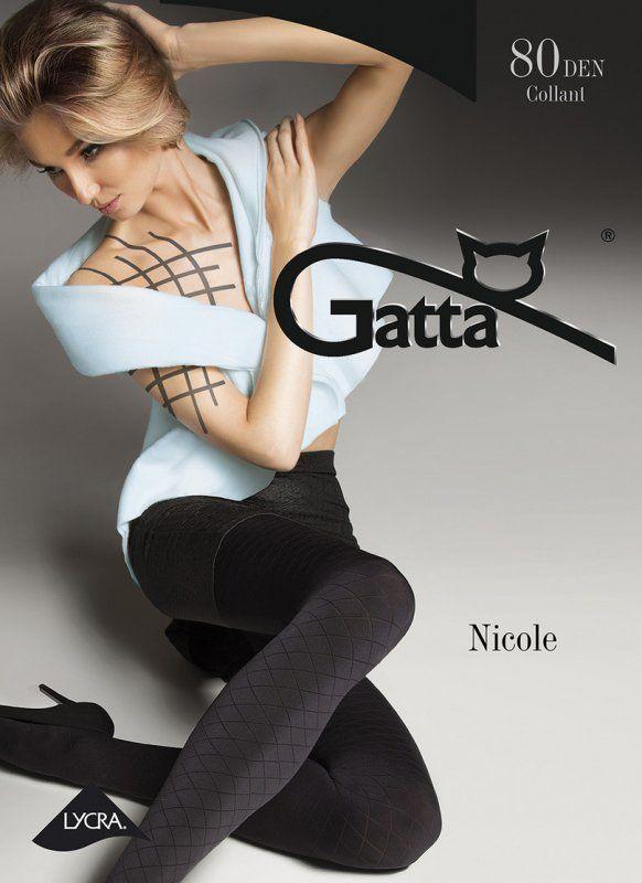 6aa765b330bb98 Gatta Nicole 07 rajstopy - Rajstopy - Piękne nogi - Bielizna damska ...