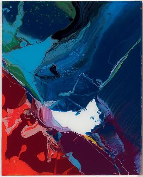 Gerhard Richter, SINDBAD (905/1-49), DETAIL on ArtStack #gerhard-richter #art